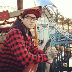 Tony Perry is a normal person (almost)
