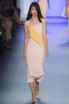 Cushnie et Ochs Spring 2017 Ready-to-Wear Fashion Show - Hyun Ji Shin