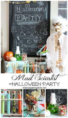 Mad Scientist Hallow