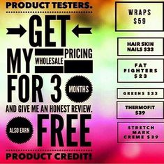 I need product testers for the 90 📆 day challenge ! Choose any product at my price 💸 Who wants to get fit, healthy, more toned, more 🙋🏽firm, or get rid of some cellulite 👀 DM or comment 👇🏽👇🏽to get started! Stretch Mark Cream, Stretch Marks, Become A Product Tester, Coffee Cellulite Scrub, Coffee Scrub, Exfoliating Peel, It Works Global, It Works Products, Free Products