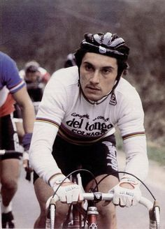 Giueseppi Saronni (del Tongo) - Rode professionally '77 - '83