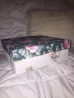 A personal favorite from my Etsy shop https://www.etsy.com/listing/259626987/shabby-chic-storage-box