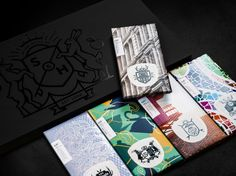 Stag&Hare Chocolates on Packaging of the World - Creative Package Design Gallery