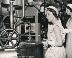 https://flic.kr/p/eeF2AJ | Princess Margaret in Trinidad | DATE:April 26 1958 D:Princess Margaret visit sugar factory in the Port of Spain,Trinidad /original photo