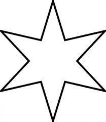 Výsledok vyhľadávania obrázkov pre dopyt šablona hvězda
