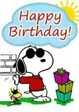 Impress your friends and family with this Snoopy Birthday Card that is free to print. Snoopy is one of the worlds favorite characters. We even have some great messages from Snoopy as well! Best Birthday Quotes, Happy Birthday Images, Happy Birthday Greetings, Funny Birthday Cards, Birthday Pictures, Snoopy Birthday Images, Peanuts Happy Birthday, Birthday Wishes, Happy Birthday Charlie Brown