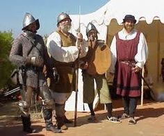 16th century clothing - Google Search