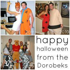 Homemade halloween costume inspiration