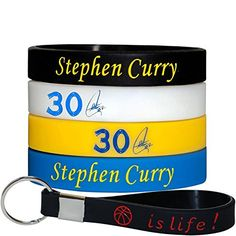 The Best  Gift Idea; NBA Stephen curry bracelets; Stephen Curry   Golden State Warrior  . Gift idea BASKETBALL