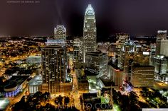 The Queen City, Charlotte, NC