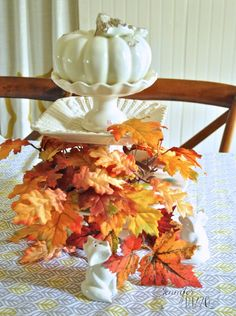 Finding Fall Home Tour my home part two - Jennifer Rizzo