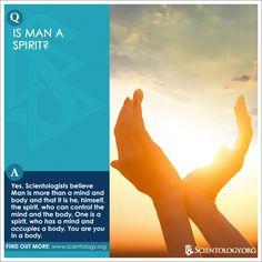 What do scientologist believe?
