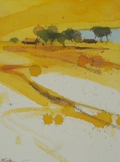 composition with yellows