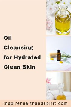 A clean face doesn't mean you have to use chemical heavy skincare products. Try this easy oil cleansing method to have healthy and hydrated skin. #skincare#naturalbeauty#diybeauty#cleanbeauty#healthandwellness#holistinchealth#naturalskincare#facewash Holistic Wellness, Holistic Healing, Health And Wellness, Pms Remedies, Health Remedies, Clean Beauty, Diy Beauty, Women's Health, Health Tips