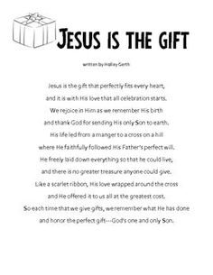 The Greatest Gift. A Christmas Poem. | Wisdom | Pinterest | Poem ...