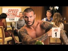 An extended look at the 2014 Royal Rumble commercial - YouTube