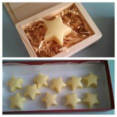 Individual StarShaped Lotion Bars Made from by EstellaGraceUSA, $6.00