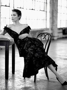 Bella Hadid Stars in Harper's Bazaar Russia October 2016 Cover Story