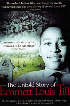 A biography of Emmett Louis Till, an African-American teenager who was murdered for whistling at a white women in Mississippi in 1955. Chronicles director Beauchamp's decade-long effort to determine the true identities of Till's killers. DVD 342