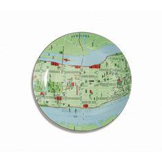 new york plate maps