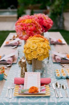 67 Summer Wedding Table Décor Ideas | Weddingomania Keywords: #weddings #jevelweddingplanning Follow Us: www.jevelweddingplanning.com  www.facebook.com/jevelweddingplanning/