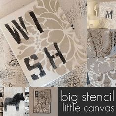 stencil review example