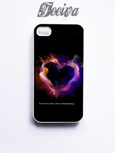 True Love Is Born From Understanding Phone Case For iPhone Samsung iPo | Feeiva