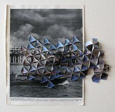 Nip Tuck Fold | scissors + paper rock!
