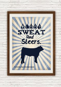 And Steers