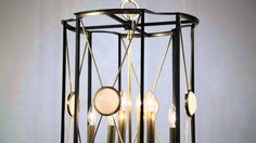 Lovely pendant by Hudson Valley Lighting