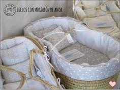 #Cestos, #moisés, #minicunas, 3vestiduras... pura #artesanía para tu #bebé