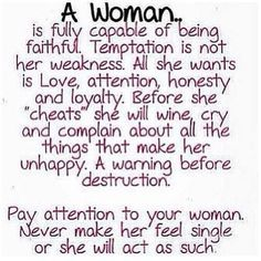 how a man should treat a woman quotes - Google Search