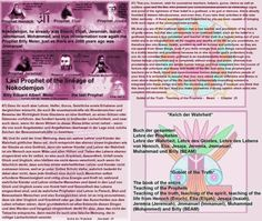 87) That you, however, wish for yourselves teachers, helpers, gurus, clerics as well as sublime ones and the like, who present you consciousness-powers as miraculous signs and proof of the rightness of their belief in a godhead, a tin god or demons, this is already founded in blatant ridiculousness, and even then, if you take their activities in this wise bitter seriously –