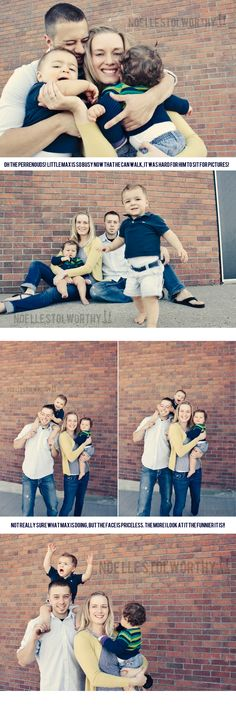 Love these family pictures! @Autumn Perrenoud