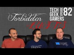 Tech Geek Gamers Ep 82 - Forbidden Lusts  This week Chris, Cory and Matt talk about the hidden games we play that we won't tell anyone, well until now. Yes, it is our Forbidden LUSTS episodes. What are your forbidden lust of a game, the game that you love but you know you shouldn't. Leave your forbidden lust in the comments below. Sometimes it feels good just to tell someone. This is a safe house, you can share here.