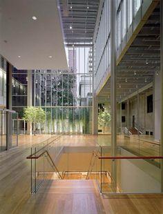 Vestíbulo Biblioteca Morgan en Nueva York