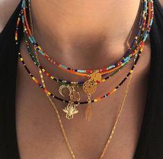 Bead Jewellery, Beaded Jewelry, Jewelery, Handmade Jewelry, Beaded Bracelets, Hippie Jewelry, Cute Jewelry, Jewelry Accessories, Jóias Body Chains