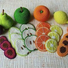 amigurumi food, amigurumi recipes, crochet food, crochet food, d . Blog Crochet, Stitch Crochet, Crochet Diy, Crochet Amigurumi, Crochet Food, Irish Crochet, Crochet Ideas, Easy Knitting Projects, Easy Knitting Patterns