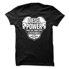 nice Diesel Power Shirts T-Shirts, Hoodies, Sweaters