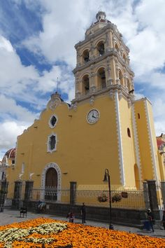Main Cathedral of Atlixco