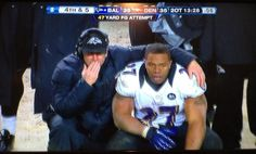 My heart was beating so fast during this game love my ravens and now were super bowl bound!!!
