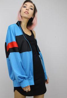 Vintage+90s+Nike+Tracksuit+Top Reebok, Streetwear, Asos, Nike Tracksuit, Urban Street Style, Adidas, Style Fashion, Sportswear, Rain Jacket