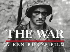 Brilliant documentary of WW2 by Ken Burns