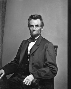 President Abraham Lincoln (1861-1865) was the 16th President.  He presided over the American Civil War and was the first President to be assassinated.