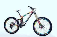 Hot or Not?  . . #mtb #downhill #rockymountain