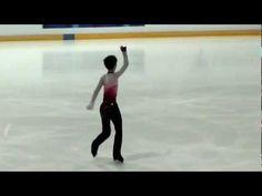 Finlandia Trophy 2012 Yuzuru HANYU FP +kiss - YouTube