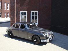 Jaguar Mk 2 3.8 Litre gunmetal grey | Sold | Collection | VSOC