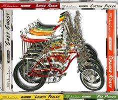 Schwinn Krate Series Bicycles