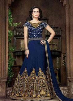 Designer Indian Pakistani Dress Ethnic Kameez Suit Bollywood Salwar New Anarkali #TanishiFashion #SalwarKameez