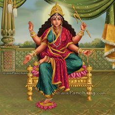 Bhuvaneshvari